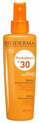 Bioderma BIODERMA Photoderm Fényvédő Spray SPF30 200ml