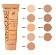 - Coverderm Perfect Legs -Make-Up l�bra ! 50 ml -10 f�le sz�n�rnyalat