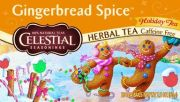 Celestial - Celestial Gingerbread Spice -M�zeskal�cs �z� tea 20 filter